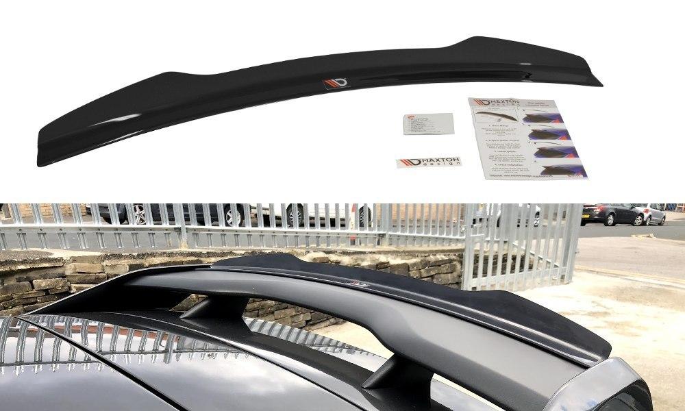Lotka Lip Spoiler - Ford Focus MK3 RS V.2 - GRUBYGARAGE - Sklep Tuningowy
